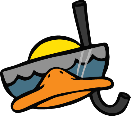 Scuba Diving Ducky Logo